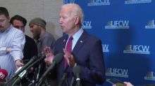 Biden campaign cracks down on Facebook over false ads