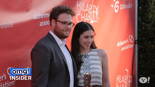 Which Hollywood Starlet Gave Seth Rogen the Ax?