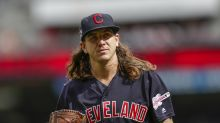 Cleveland pitcher Mike Clevinger blasts extra-inning runner rule: 'The whackest s--- I've ever seen'