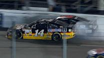 Tempers flare between Stewart and Busch