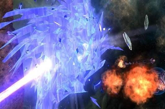 Captain's Log: Fleet actions, the Crystalline Entity and you