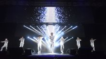 PHOTOS: Korean star Rain returns to Singapore for 'The Squall'