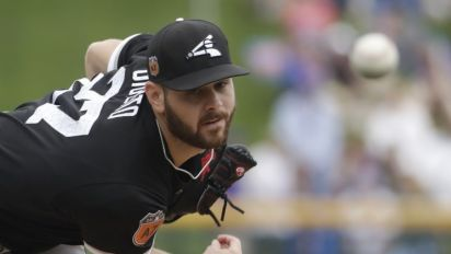 White Sox prospect Lucas Giolito throws no-hitter vs. old Triple-A club