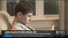 Mom says son with autism was suspended after wandering away from school undetected