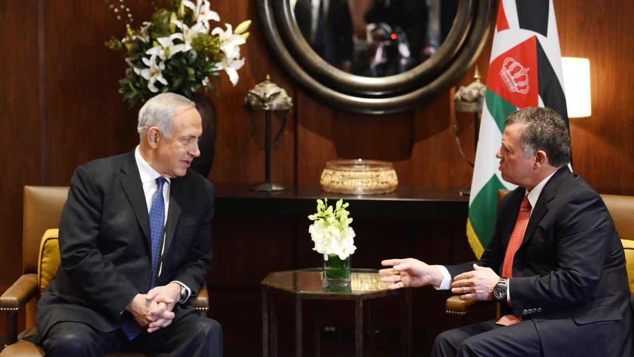 Israel agrees to send more water to Jordan after Biden's push