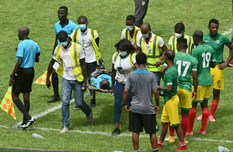 Benin refuse to play in Covid row, referee collapses in Ivory Coast