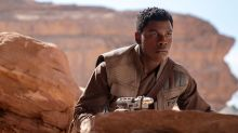 John Boyega says he's already 'moved on' from the 'Star Wars' saga