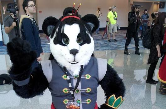 15 Minutes of Fame: The friendliest cosplayer at BlizzCon 2013