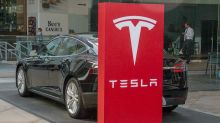 Stocks Up Early; Apple Gets Price-Target Boost, But Tesla Hits The Brakes