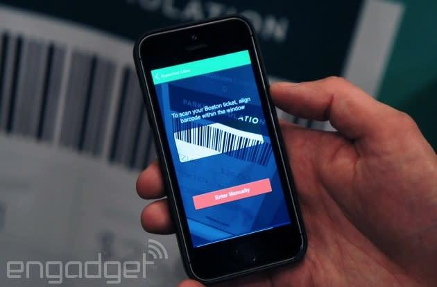 TicketZen lets you pay off parking tickets with a smartphone