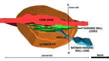 Vista Gold Drilling Confirms Adjacent Mineralized Zone at the Mt Todd Gold Project