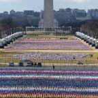 Biden, Harris take break from inaugural prep to mark MLK day