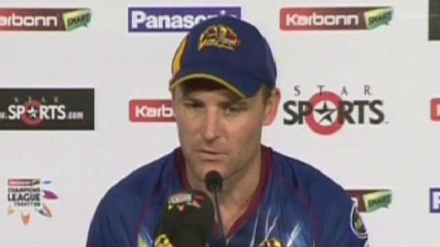 McCullum praises rival, says Hodge is a class player