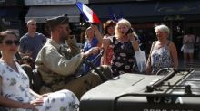 Paris marks 75 years since Liberation with Freedom Parade