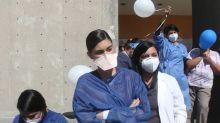 'Estamos rebasados': Récord de casos COVID y hospitales llenos regresaron a Chihuahua al semáforo rojo