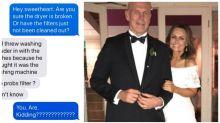 Lisa Wilkinson shares husband Peter FitzSimons' hilarious fail