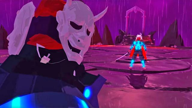 Boss-battle game 'Furi' gets a soundtrack full of electro artists
