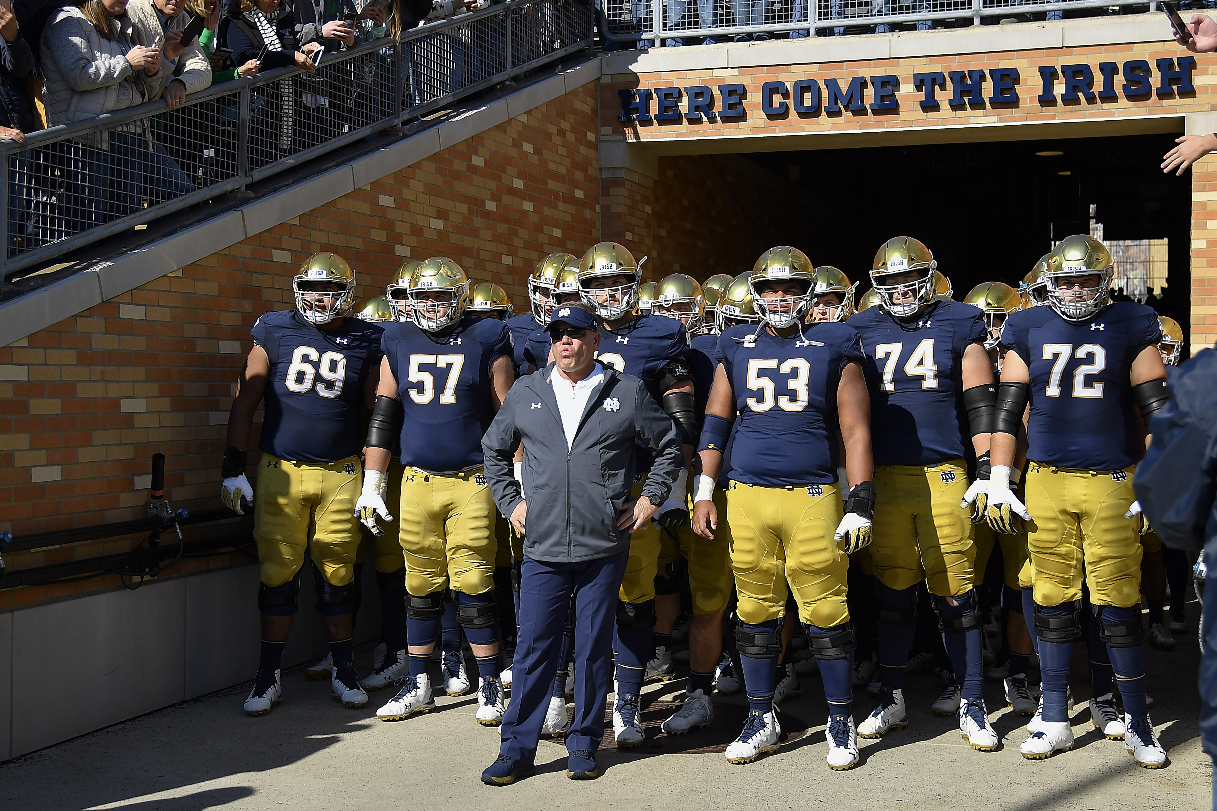 Notre Dame Showing It Never Needed A Conference