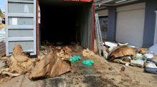 Encuentran al menos siete cadáveres en contenedor enviado de Serbia a Paraguay