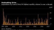 France Inc. Racks Up $45 Billion of Deals in October Spree