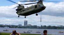 Boeing adds German partners for heavy-lift helicopter battle