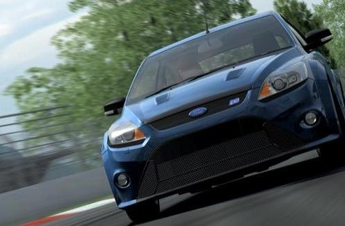 Forza 3 director on 60fps, Gran Turismo 5