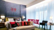 Netflix 攜手誠品行旅推出《碳變》主題房