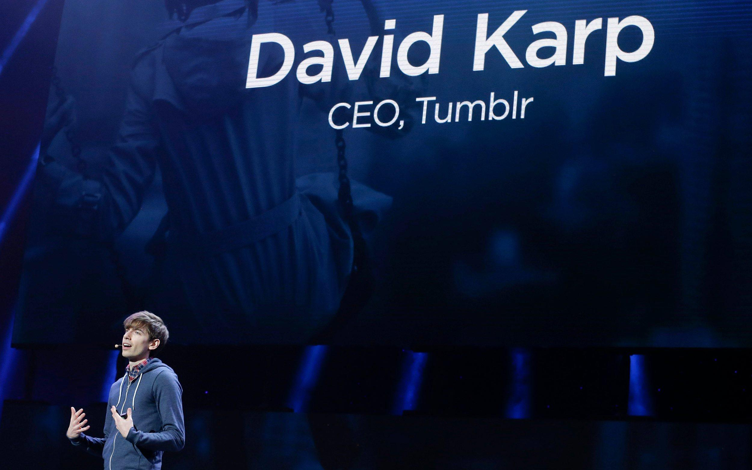 Blogging site Tumblr sold for 'less than $3m' – six years after Yahoo paid $1bn for it