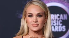 Carrie Underwood Models a Patterned Bikini From Her Own Line — and Offers a Peek Inside Her Unique Closet