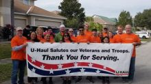 U-Haul Helps Veteran Family on Military Makeover with Montel