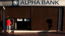 Alpha Bank picks Davidson Kempner as preferred bidder for $12 billion bad loans