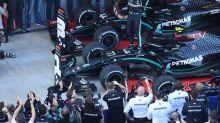Bottas gana GP de Rusia; penalizaciones frustran esperanzas de récord de Hamilton