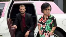 Peter Dinklage channels Nick Nack in image from My Dinner with Hervé
