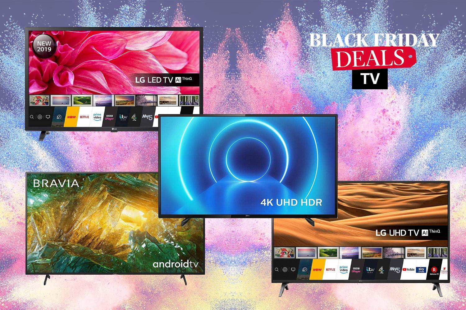 Best Black Friday TV deals 2020: Offers on Samsung, LG and more