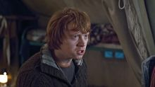 Rupert Grint hasn't watched most of the 'Harry Potter' movies