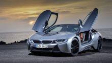 New BMW i8 gets world premiere at Detroit Auto Show