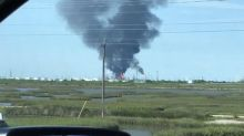 Valero's Texas City refinery hit by explosion, fire