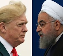 Jeremy Hunt rules Britain out of US-Iran war as Donald Trump and Hassan Rouhani exchange insults