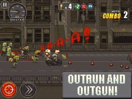 Daily iPhone App: Dead Ahead races through a stylish zombieland