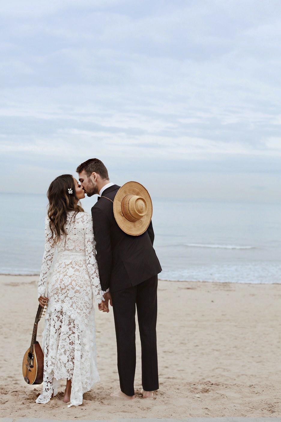 The New BHLDN Collection Is Destination Wedding Perfection