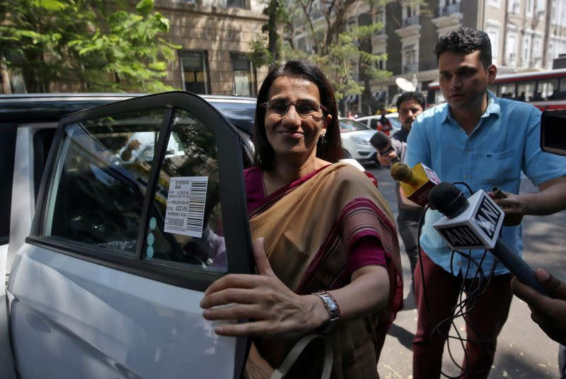 India court remands former ICICI Bank CEO's husband in police custody