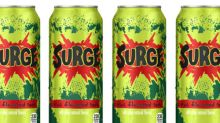 Coca-Cola's 90s binge continues, blending Surge with Burger King