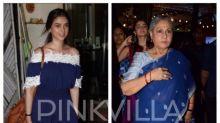 Aditi Rao Hydari: Jaya Bachchan suggested my name to Sanjay Leela Bhansali for Padmavati