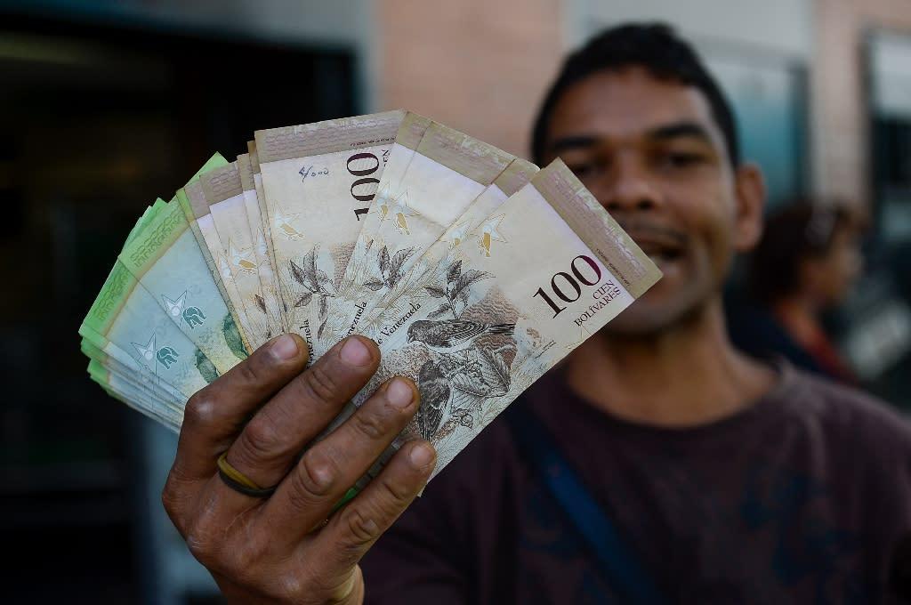 венесуэльская валюта фото что