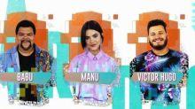 Enquete 'BBB20': Babu Santana, Manu Gavassi ou Victor Hugo, quem vai ser eliminado?