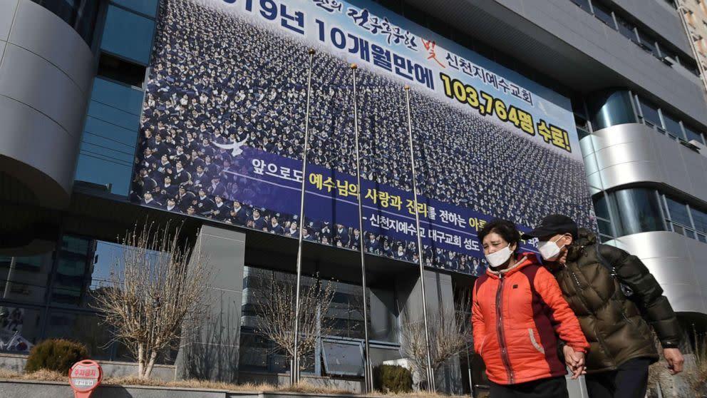 Korean Air Crew Member Tests Positive for Coronavirus