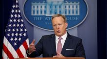 White House spokesman Sean Spicer defends integrity after false claims about inauguration crowd size