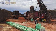OzAurum Resources Limited (OZM.AX) Spectacular High-Grade Gold Aircore Hits