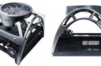 Antec's open air Skeleton PC case is so breezy
