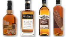 Corby Spirit and Wine's Canadian Whiskies Achieve Worldwide Acclaim